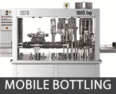 Mobile Bottling Line